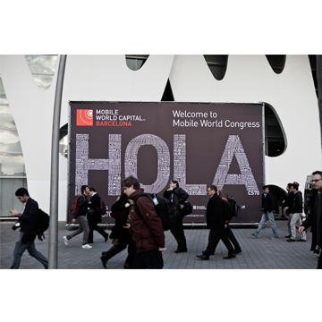 HOLA. Welcome to Mobile World Congress